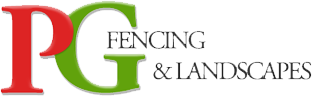 PG Fencing & Landscapes logo